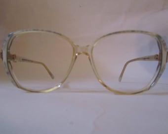 eyeglass frames Vintage New New Years 90