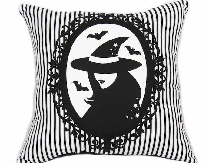 Halloween Witch Pillow - You say Witch like it's a bad thing