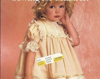 Sewing for Children, from the SINGER Sewing Reference Library Easy to Follow Instructions