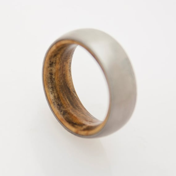 Sealed Maple Wood Rings