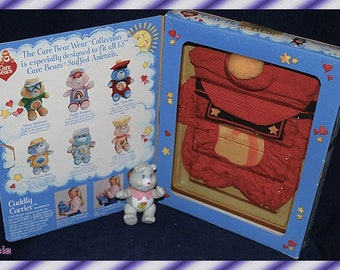 1980's Vintage Care Bear Clothing  MIB