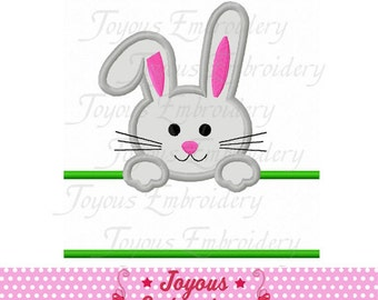 Instant Download Easter Bunny Applique Embroidery Design NO:2298