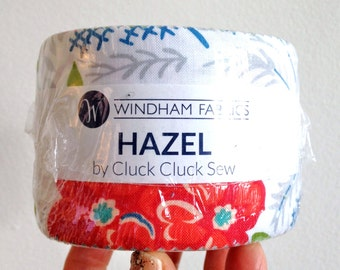 Windham Fabrics Hazel Jelly Roll by Cluck Cluck Sew *