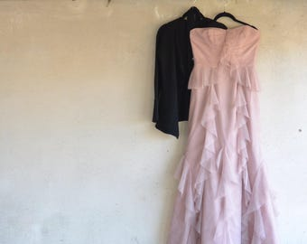 Antique Pink Tulle Dress