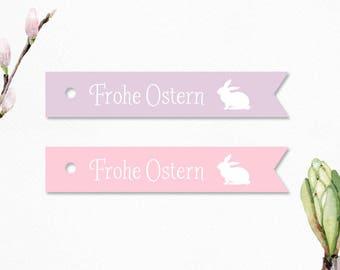 Gift pendant Happy Easter Bunny