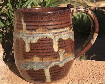 Stoneware Pottery Mug Tea Cup