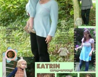 """Mamu-Design Cut pattern """"Katrin"""""""
