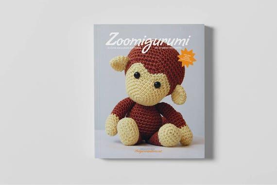 Amigurumi For Dummies Book : 15 adorable animal patterns. amigurumi pdf book zoomigurumi 1 from