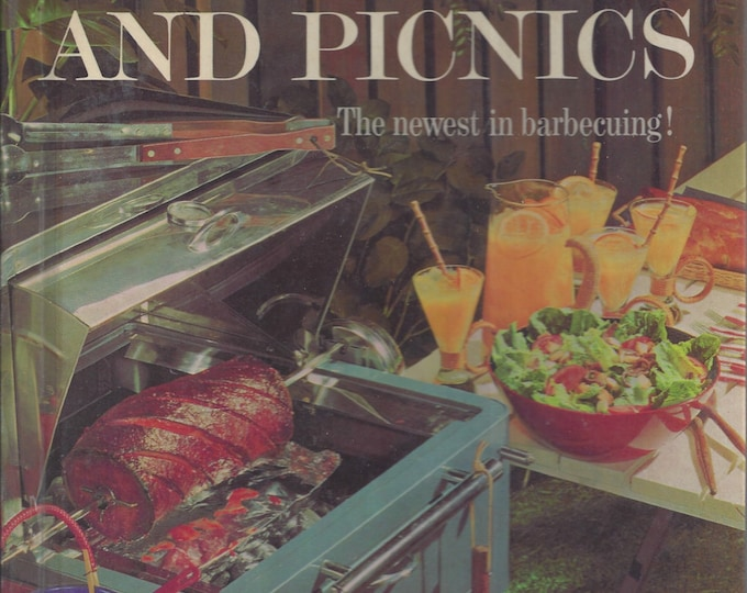 Better Homes and Gardens: Creative Cooking Library-Barbecues and Picnics Cook Book (Hardcover)