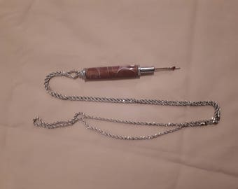 Seam Rippers - Silver chain