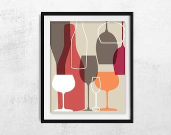 Kitchen Wall Art , Kitchen Decor , Printable Art , Printable Wall Art , Download Art , Kitchen Art , Kitchen Wall Decor , Kitchen Print
