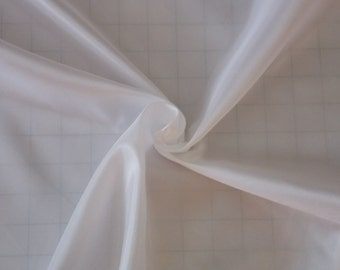 White Lining Fabric by the Yard
