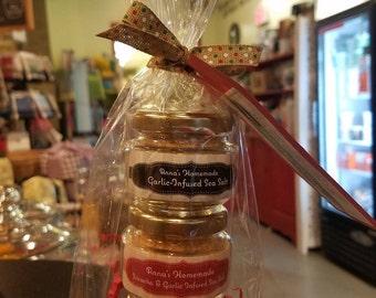 3-Flavor Sample Tower - teacher gift, hostess gift, birthday gift