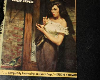 vintage paperback book theres one in every town 1951 sleaze gga