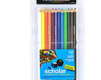 Prismacolor Scholar Art Pencils