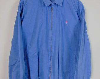 Vintage Light Blue Jacket