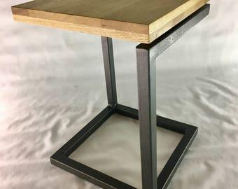 Handmade Modern side table