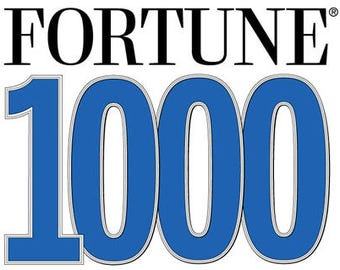 Fortune 1000 US Excel List – 2017
