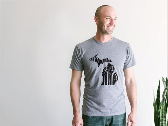 NEW HAMPSHIRE Hand Lettered Tshirt,