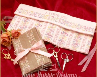 Scissors By Any Other Name - Scissor Roll