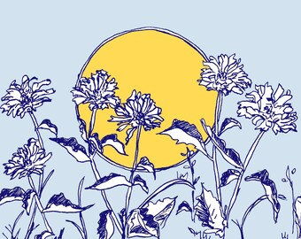 Blooming Flowers 1