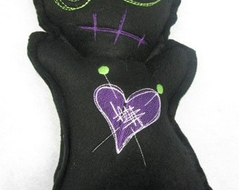 Large Voodoo Doll Squeaker Toy