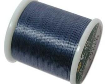 KO Thread Denim Blue #KO017 55 yards per spool