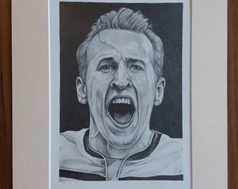 Harry Kane 16x12 Hand Signed Limited prints