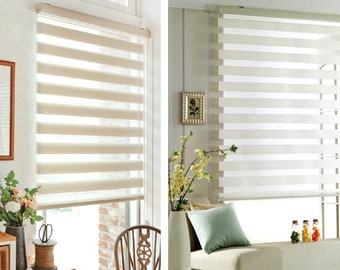 Combi Blind Series - CUTIE - Custom made for door and window