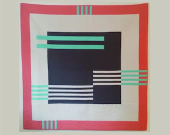 Take A Left At The Corner Quilt Pattern