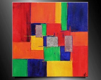"Painting Susanne Zenichowski 19,69 x 19,69 x 0,79"""