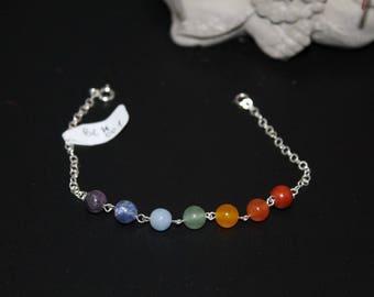 Bracelet Chakras 3