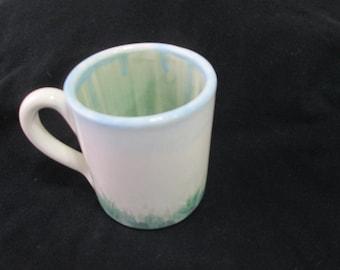 Peaceful Handpainted Mug