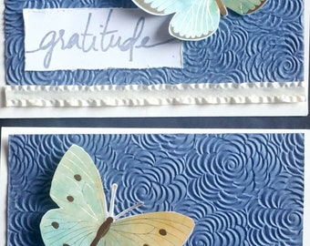 2 Card Set -With Gratitude cards