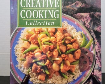Creative Cooking Collection Cookbook 1995