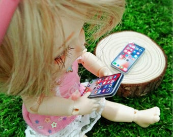 iphone X for dolls