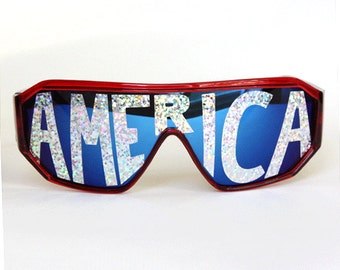 Rasslor AMERICA Sunglasses