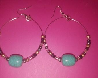 Saharan earrings