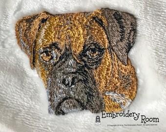 NEW  Boxer Dog Blanket