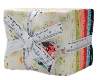 The Front Porch Fat Quarter Bundle by Sherri and Chelsi for Moda