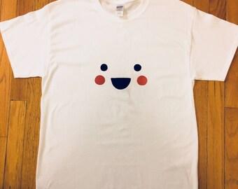 Smiling Shirt (please read description)