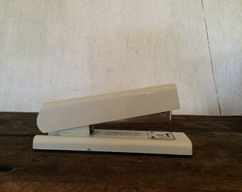 Vintage Swingline Stapler, in Grey