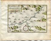 1634 Nicolas Tassin Map R...