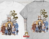 CATTAMS FAMILY T-shirt  C...