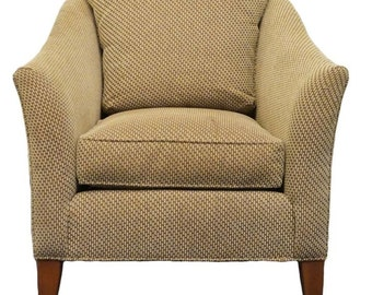 ETHAN ALLEN Upholstered Gibson Chair 20-7566-4