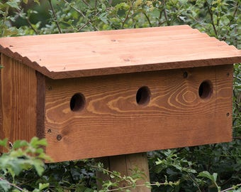 Sparrows Terrace Nest Box