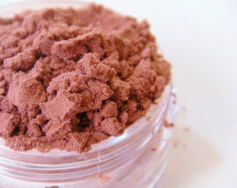 SAMPLE Spice-All Natural Mineral Blush (Vegan)