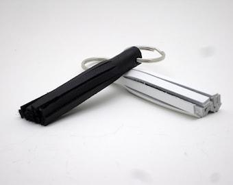 High quality tassel keychain