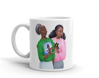 Kafful Mother's Day Mug by El Carna