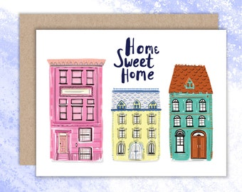 Home Sweet Home. Housewarming. New Home. All Occasion. 1pc